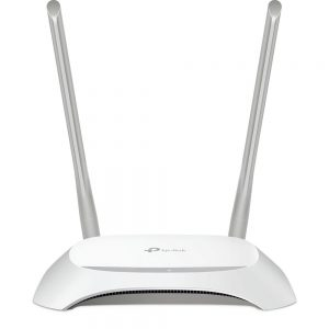 Roteador TP Link 2 Antenas Wireless N 300Mbps TL-WR849N
